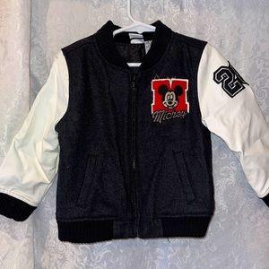 Mickey varsity jacket